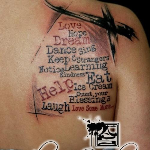 Balinese Tattoo Miami