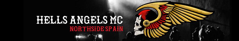 Hells Angels MC Northside Spain