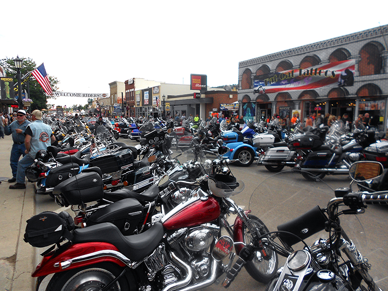 How Many Motorcycle Deaths In Sturgis 2015